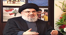 Sayyed Nasrallah: «Israel» Will be Defeated in any New War