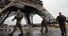 Minister: Three Held in France in August for Planning Attacks