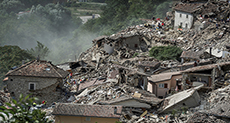Italy Mourns Quake Victims as Death Toll Approaches 250