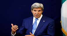 Kerry Tackles Yemen, Syrian Conflicts in KSA Talks