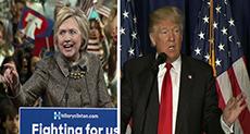 US 2016 Presidential Elections: Tensions Escalate between Trump, Clinton