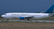 'Wings of Lebanon' Blames Turkish Airline for 'Israeli' Airport Landing
