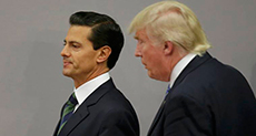 US 2016 Presidential Elections: Trump Says Mexico Will Pay for Wall, to Deport Millions