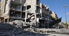 String of Terrorist Bombings Hit Syria: More than 20 Martyred
