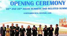 ASEAN Opens Regional Summit in Laos Capital