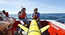 Scientists Use Undersea Drones to Help Predict Hurricanes