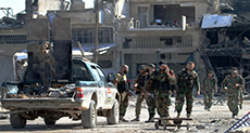 Syrian Army Secures Road to Aleppo