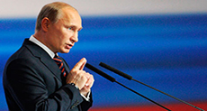 Putin Warns: Syria Terrorists Using Ceasefire to Regroup