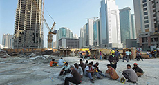 Hundreds of Workers Unpaid in Qatar