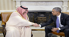 Obama Set to Veto 9/11 Victims' Effort to Sue Saudis