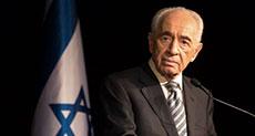 Ex-'Israeli' President Shimon Peres Dead