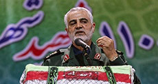 Soleimani: Iran Stopped Daesh from Overrunning Syria