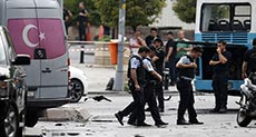 Two Suspects Blow Themselves Up During Ankara Police Op