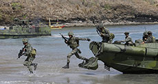 Philippines, US Launch Live Fire Drills