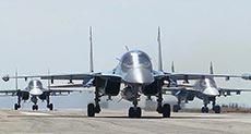 Russian Senators Back Permanent Deployment of Air Force to Syria