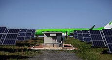 South African Airport First On Continent to Fully Run On Solar Power