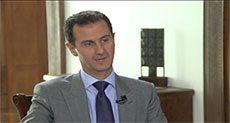 Al-Assad: US Playing Syria Terrorism Card as Part of Struggle for Global Dominance