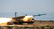 Iran Holds Air Force Drills, Displays Defense Capabilities