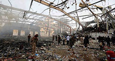 UK To Review Arms Sales to KSA