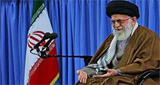 Imam Khamenei Urges Authorities Not To Back Down Against US