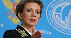 Russian FM Spokeswoman: US Presidential Campaign Has Become «Global Shame»