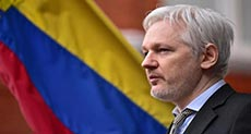 Ecuador Admits to Cutting Internet Access for WikiLeaks' Assange