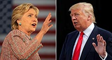 US 2016 Presidential Elections: Clinton & Trump Throw Down in Final Debate