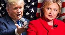 US 2016 Presidential Election: Candidates Clash in Must-win States