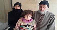 «We Were Living A Real Tragedy in East Aleppo»!