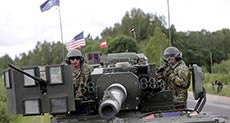 NATO Builds Up Offensive Capability on Russia & Belarus Borders