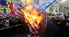 Iranians Mark Anniversary of Students Takeover of US Embassy