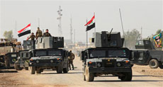 Battle for Mosul: Popular Mobilization Cuts Daesh's Main Supply Route