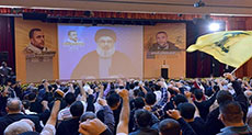 Sayyed Nasrallah Calls for National Unity Gov't: Not to Join Gov't without Berri