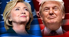 US 2016 Presidential Elections: Trump, Clinton Fight to the Finish in Bitter US Vote