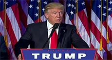 US 2016 Presidential Elections: Trump Become 45th President