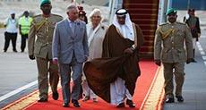 UK Royals Arrive in Bahrain amid Crackdown