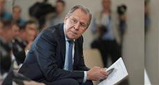 Lavrov: Double Standards Create Impression West Shields al-Nusra Front