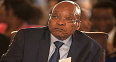 S African Opposition Files Complaint against Zuma over Corruption