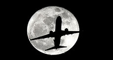 The Supermoon in Photos