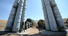 Seven Russian S-300 Air Missile Defense Systems Deployed in Syria