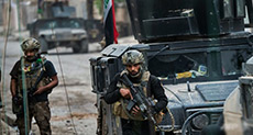 Battle for Mosul: Iraq Forces Move on Two Airports in City