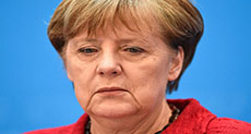 Merkel Sets News Conference, Decision on Candidacy Expected