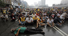 Malaysia Accused of 'Abuse of Law' in Rally Crackdown
