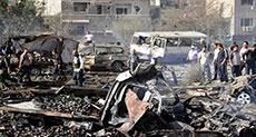 Terrorist Attacks on Damascus, Idlib Leave 4 Martyred, 27 Injured