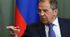 Lavrov: Russia May Deliver Samples of Toxic Substances Used by Aleppo Terrorists to OPCW