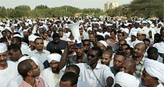Sudan Students March Defying Crackdown