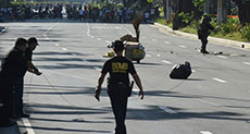 Bomb Defused Near US Embassy in Philippines