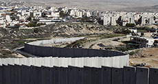 Top 'Israeli' Judges Face War Crimes Suit for Authorizing WB Wall