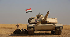 Battle for Mosul: Iraqi Flag Raised on New Village