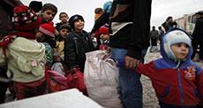 UN Warns 500,000 in Mosul Facing 'Catastrophic' Water Shortages